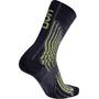 UYN Trekking Wave Socken Herren grey rock/sage green