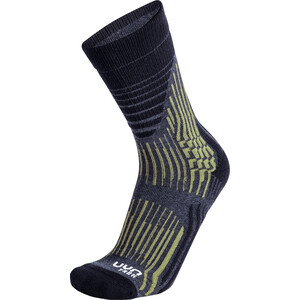 UYN Trekking Wave Socken Herren grau grau