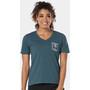 Bontrager Evoke Tech T-Shirt Damen battleship blue