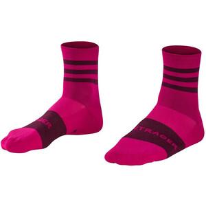Bontrager Race Quarter-Cut Socken Herren magenta magenta