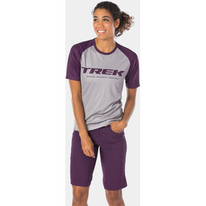 Bontrager Rhythm Shorts Women mulberry mulberry