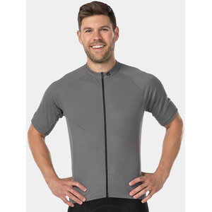Bontrager Solstice Jersey Herr solid charcoal solid charcoal