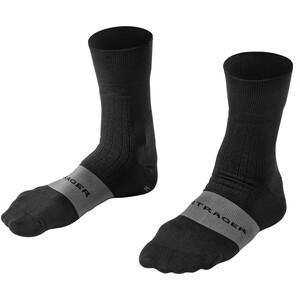 Bontrager Velocis Crew-Cut Socken Herren black black