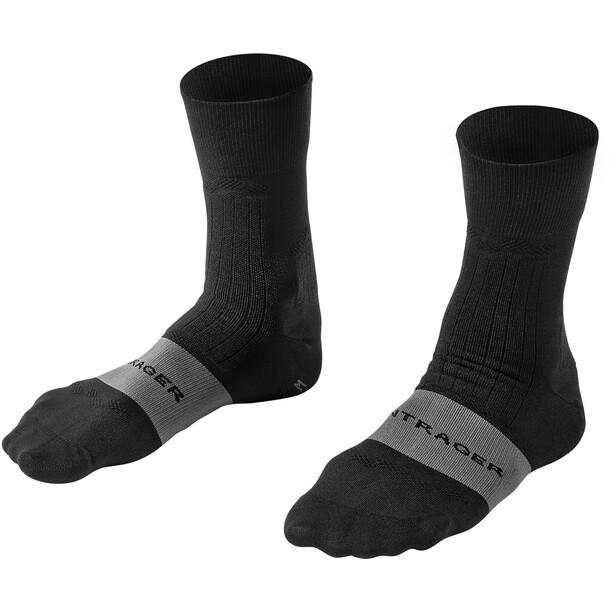 Bontrager Velocis Crew-Cut Socken Herren black