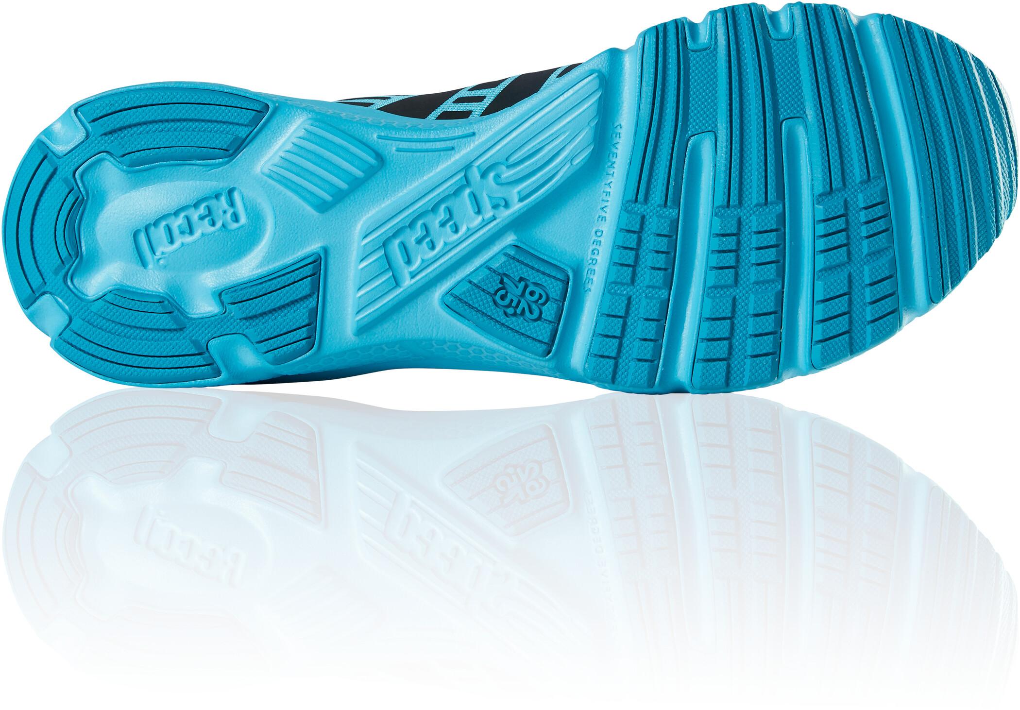 Salming Speed 8 Schuhe Damen scuba bluecaribbean sea