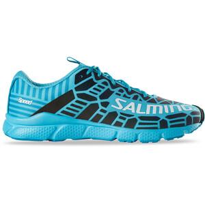 Salming Speed 8 Schuhe Damen blau/schwarz blau/schwarz