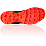 Salming Elmnts 3 Schuhe Herren black/new orange