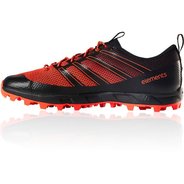 Salming Elmnts 3 Schuhe Damen rot/schwarz