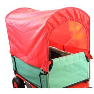 Eckla Toile de toit pour tente pour charrette à bras Ecklatrak-Express, rouge rouge