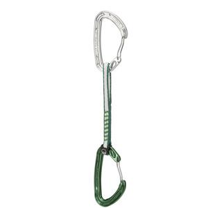 Wild Country Helium 3.0 Expressschlinge 15cm silber/grün silber/grün
