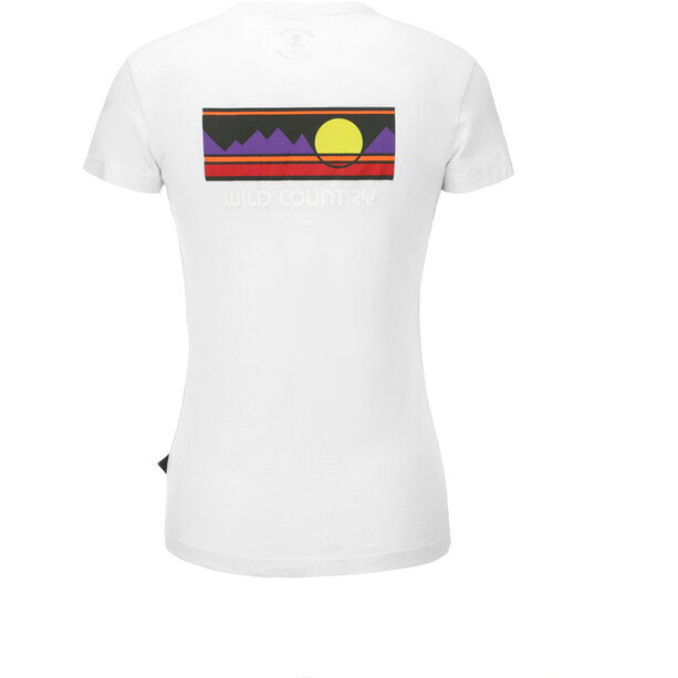 Wild Country Stamina Tee Women, chill