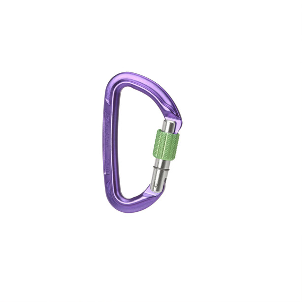 Wild Country Session Carabiner purple/green