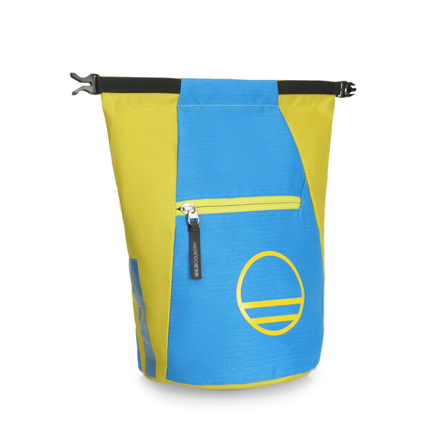 Wild Country Spotter Boulder Bag gul/blå