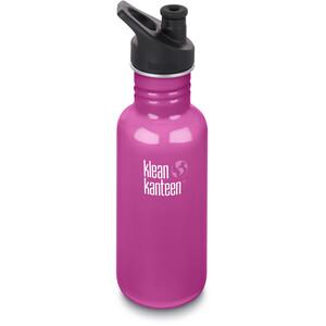 Klean Kanteen Classic Bottle Sport Cap 532ml violett violett