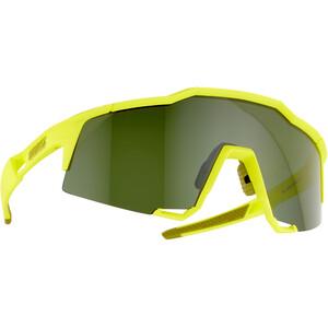 100% Speedcraft Gafas Alta, amarillo/gris amarillo/gris