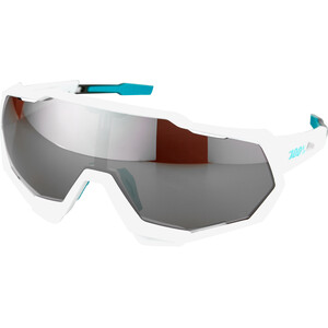 100% Speedtrap Bora Hansgrohe Special Edition Glasses team white/hiper silver mirror team white/hiper silver mirror