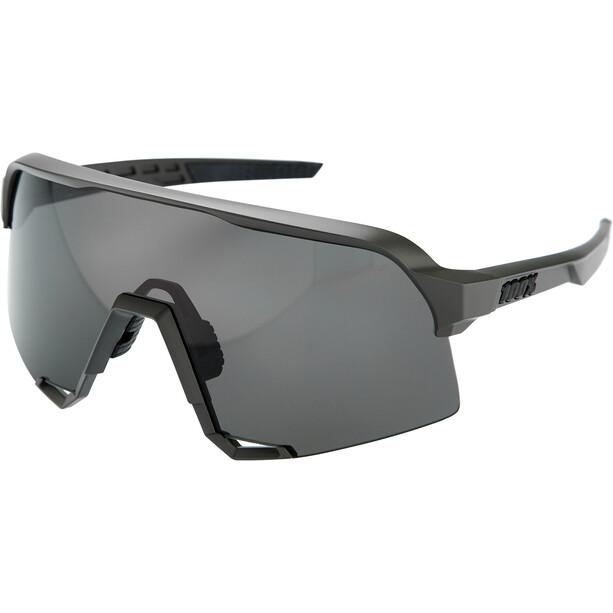100% S3 Brille schwarz/grau
