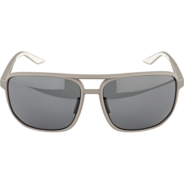 100% Konnor Aviator Square Brille soft tact dark haze/smoke