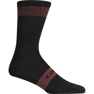 Giro Seasonal Merino Wool Socks ox blood ox blood