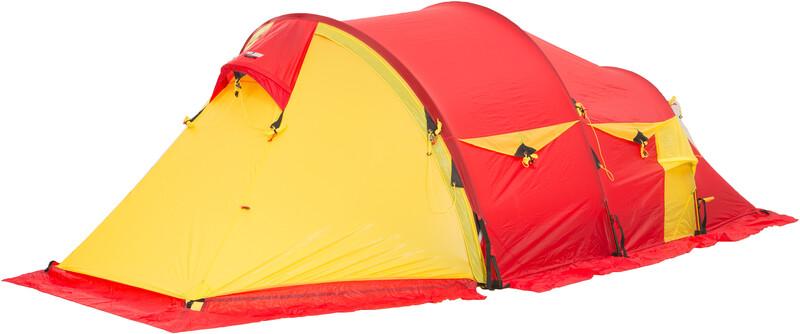 Helsport Patagonia 3 Zelt red/yellow 3-Personen Zelte 170-010