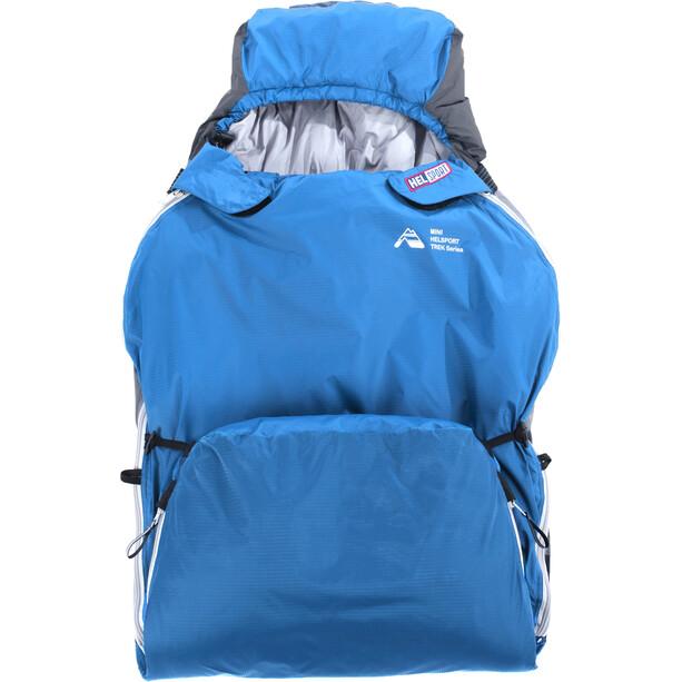 Helsport Mini Schlafsack Kinder bright blue