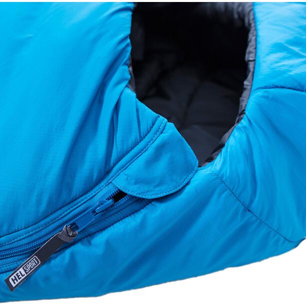 Helsport Trollheimen Schlafsack Long bright blue