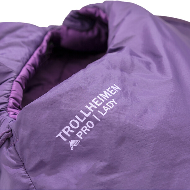Helsport Trollheimen Sac de couchage Femme, violet