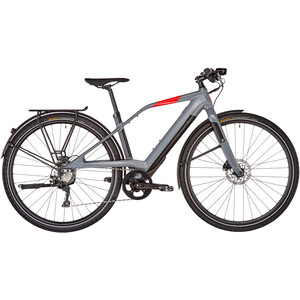 LOGO FS10 FAZUA E-Bike 2. Wahl dark grey/black/red dark grey/black/red
