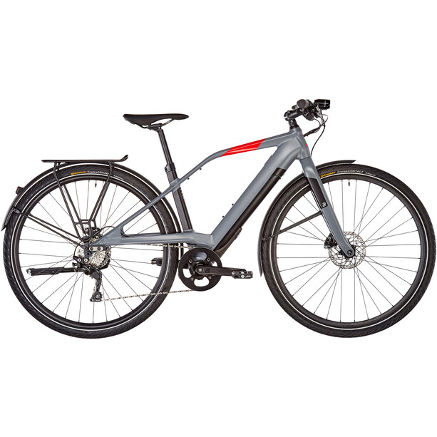 LOGO FS10 FAZUA E-Bike 2. Wahl dark grey/black/red