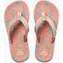 Reef Ahi Chaussures Fille, rose