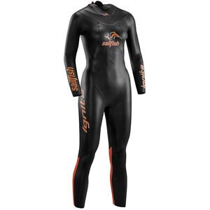 sailfish Ignite Wetsuit Damen schwarz/orange schwarz/orange
