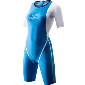 sailfish Rebel Pro Sleeve 1 Swimskin Women blå blå