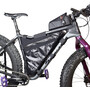 Revelate Designs Mukluk Carbon Rahmentasche S black