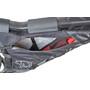 Revelate Designs Mukluk Carbon Rahmentasche XL black
