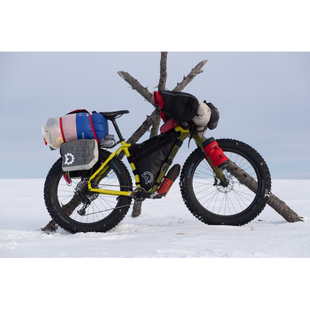 Revelate Designs Mukluk Carbon Frame Bag XL black