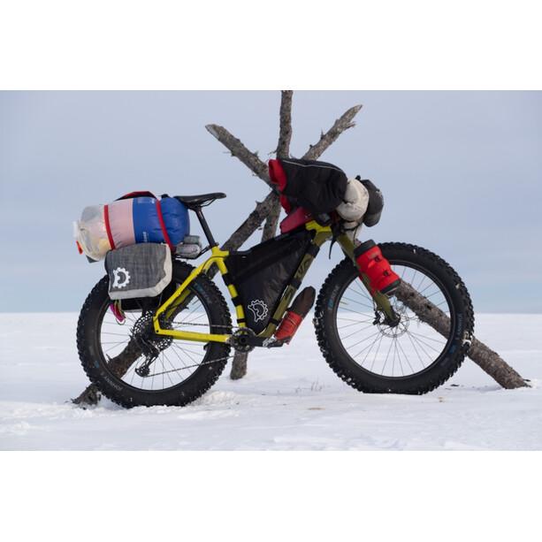 Revelate Designs Mukluk Carbon Sacoche pour cadre de vélo XS, noir