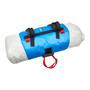 Revelate Designs Pronghorn S Lenkertasche inkl. 11l Wasserdichtem Packsack blue/white