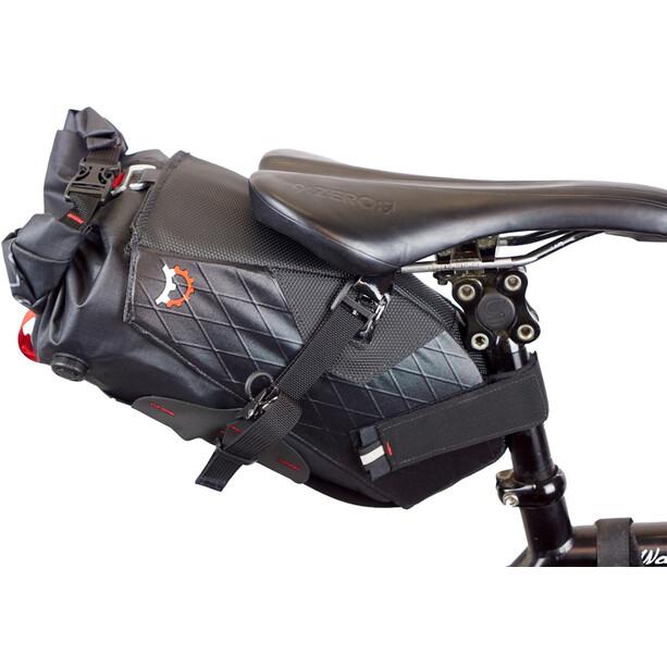 Revelate Designs Terrapin Wasserdichter Packsack 8l black