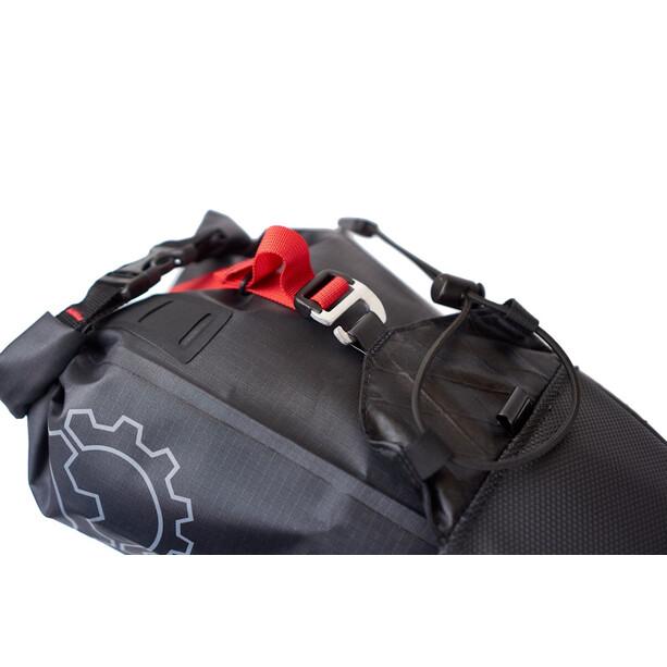 Revelate Designs Terrapin Vandtæt packsack 8l, sort