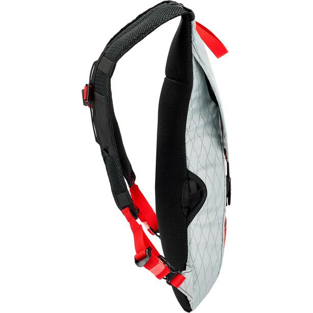 Revelate Designs Wampack Trinkrucksack grey/red