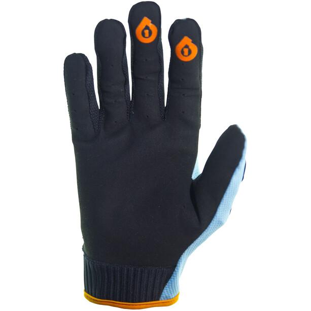 SixSixOne Comp Handschuhe blue sherbet