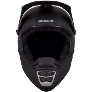 SixSixOne Reset Full-Face Helm black black