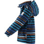 Reima Hopom Reimatec Overall Kleinkind navy/orange stripes