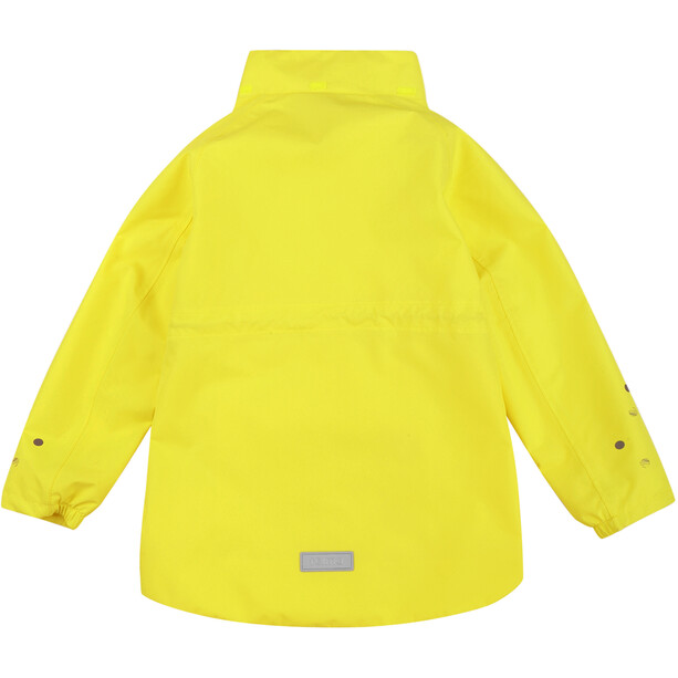 Reima Galtby Reimatec Jacke Kinder lemon yellow