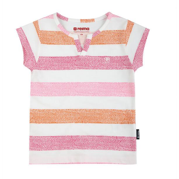 Reima Amsterdam T-Shirt Jugend candy pink