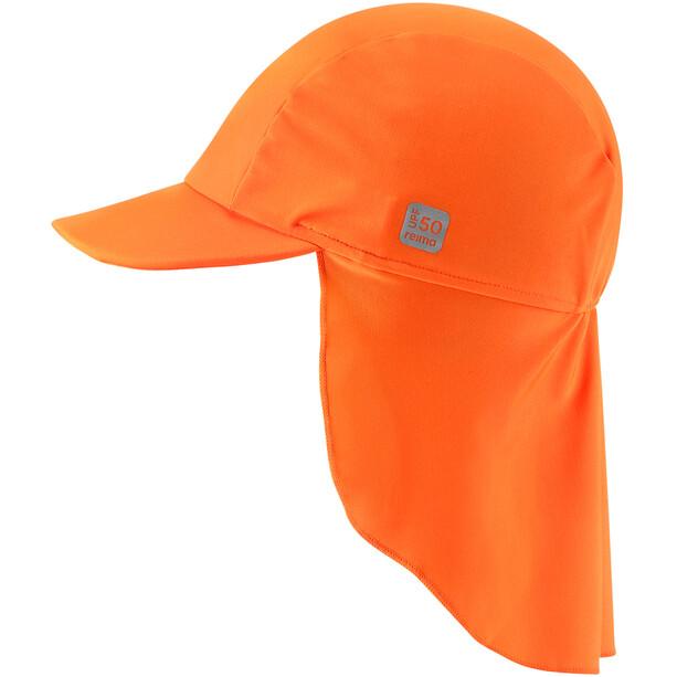 Reima Turtle A Sonnenhut Kleinkind orange