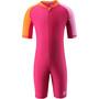 Reima Comores Schwimm-Overall Kinder berry pink