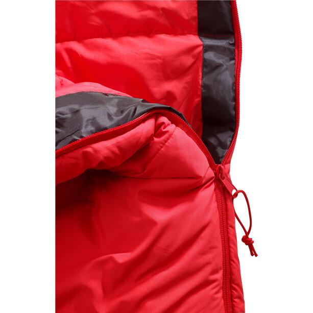 Fjällräven Skule Three Seasons Schlafsack Regular red