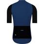 Etxeondo Alde Maillot de cyclisme Homme, noir/bleu