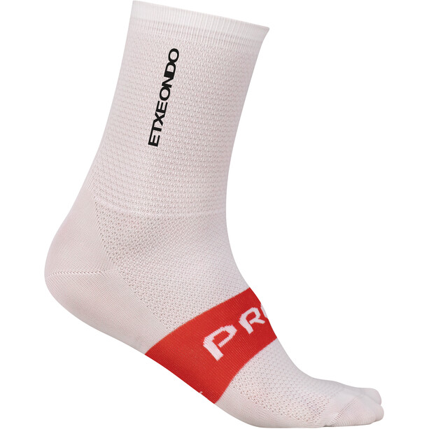 Etxeondo Pro Lightweight Socken weiß/rot